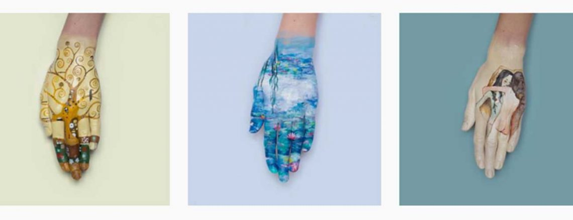 art as gloves