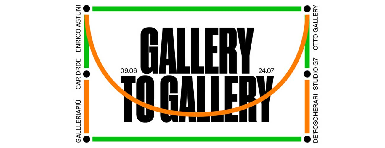 gallery to gallery