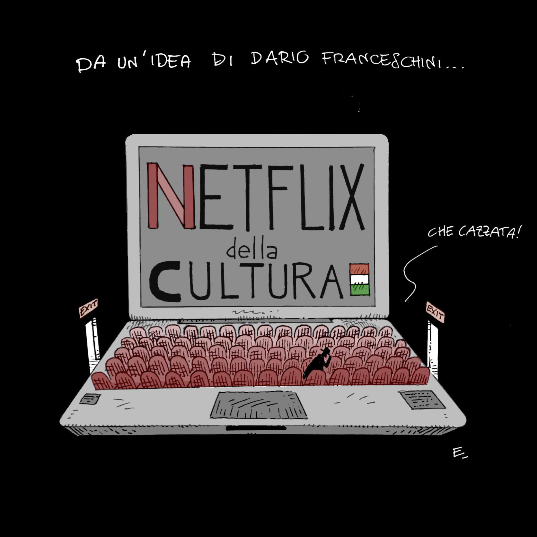 cultura streaming