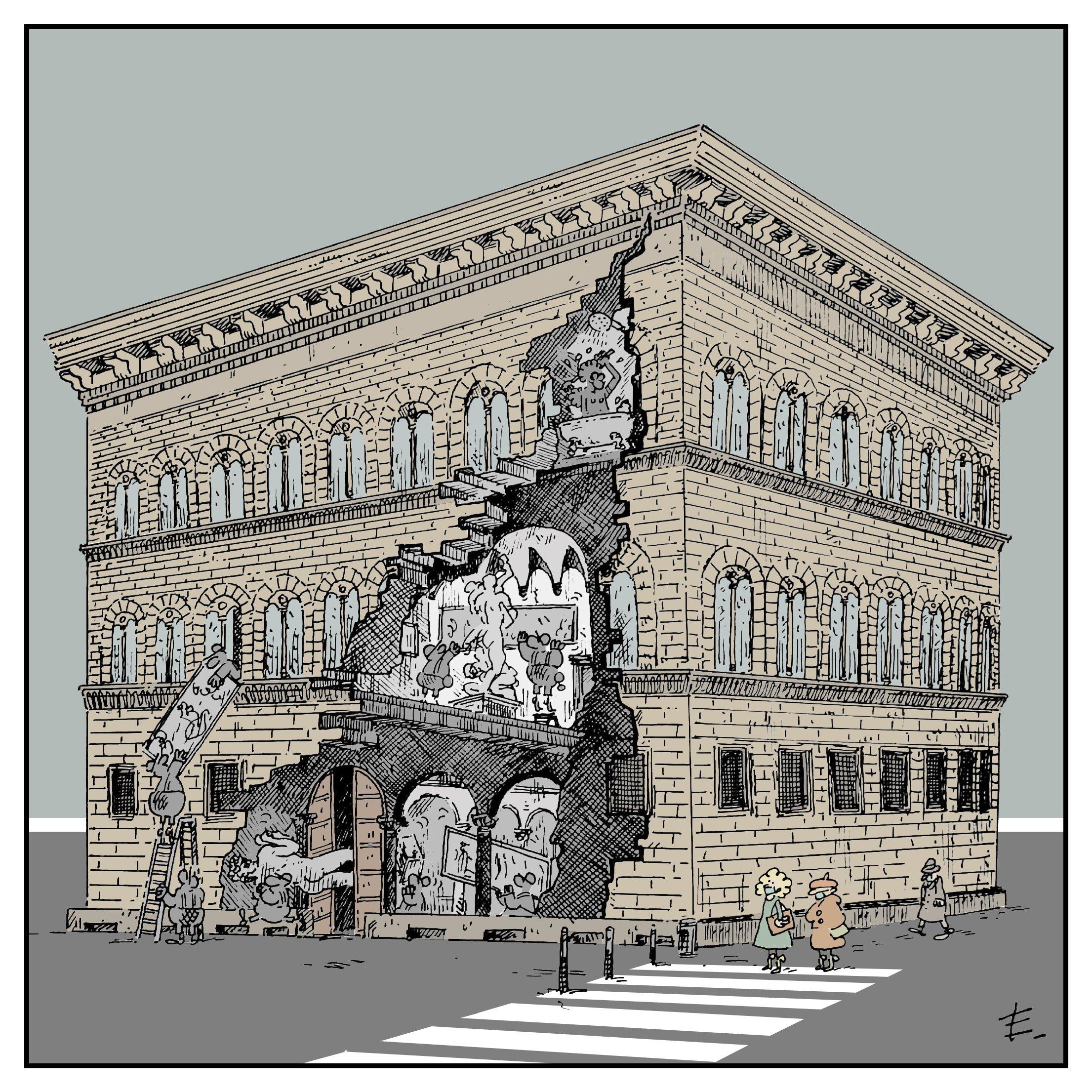 palazzo strozzi jr