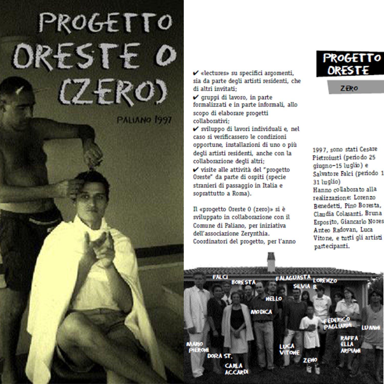 progetto oreste